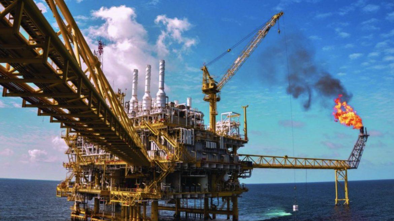 Πετρελαιοτομέας που χρονολογείται